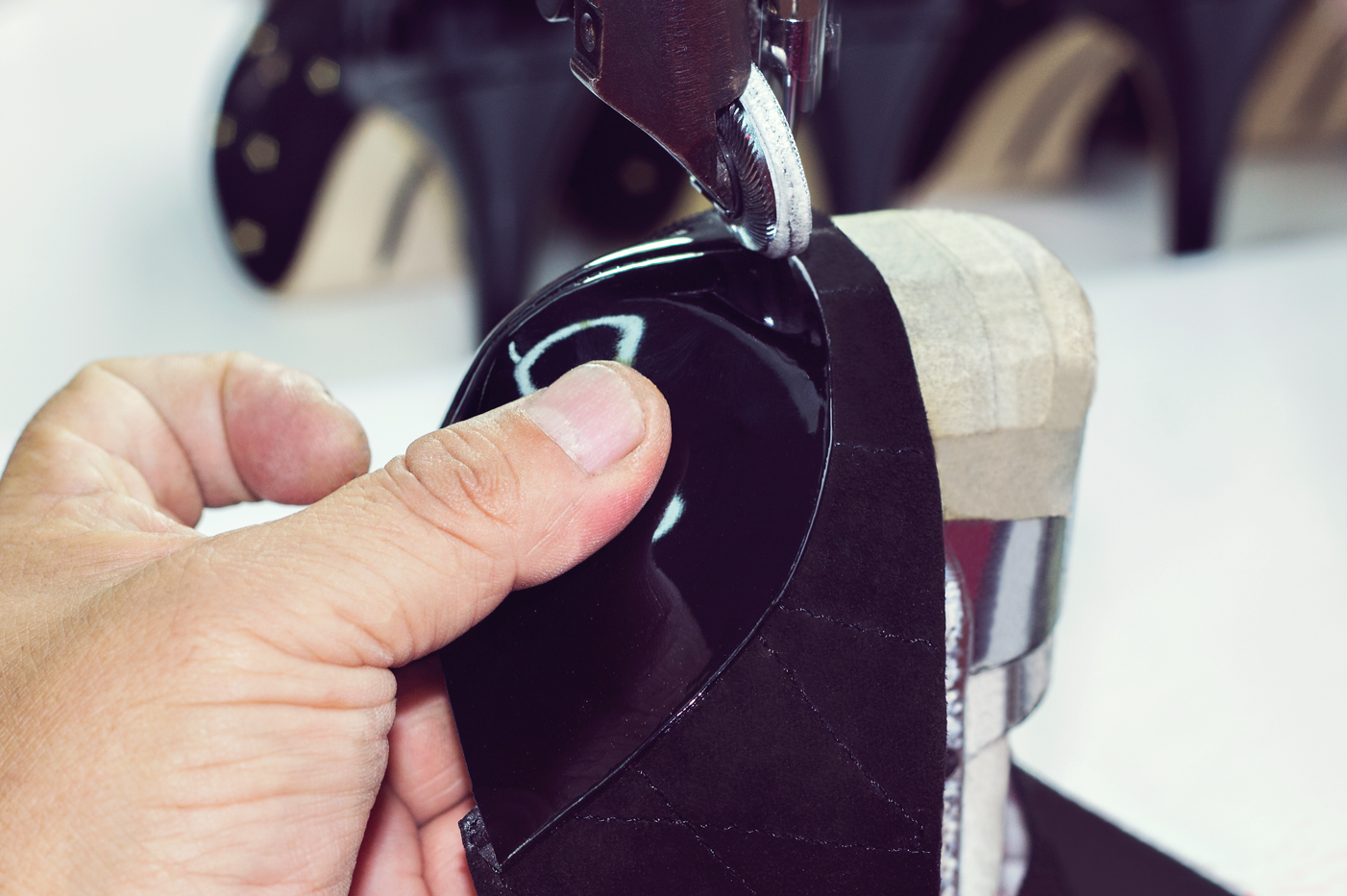 Bipolar shoes in production!